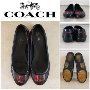 Coach Flats